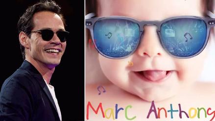 Marc Anthony presenta disco para bebés