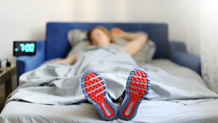 Prueba con el ejercicio antes que con las píldoras para dormir
