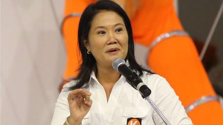 Keiko Fujimori pidió reprogramar audiencia por caso de presunto lavado de activos