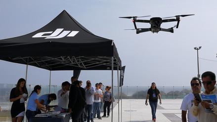 Conoce el festival de drones de DJI y Datacont en Perú