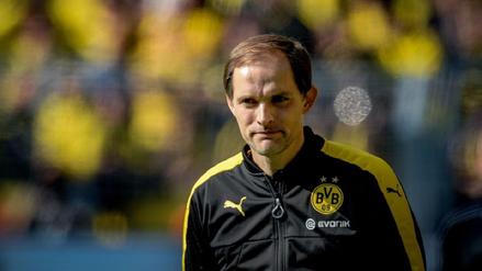 Thomas Tuchel dejó de ser el entrenador del Borussia Dortmund