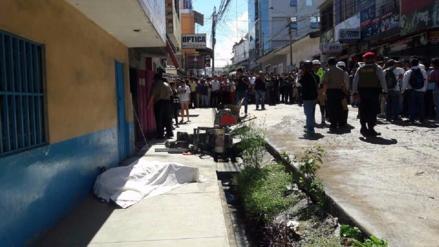 Tarapoto: mujer fallecida en explosión denunció dos veces a su expareja