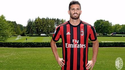 El Milan confirmó el fichaje de Mateo Musacchio procedente del Villarreal