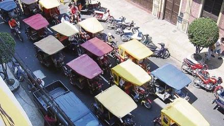 Formalizan al 70 % de mototaxis en la ciudad de Lambayeque