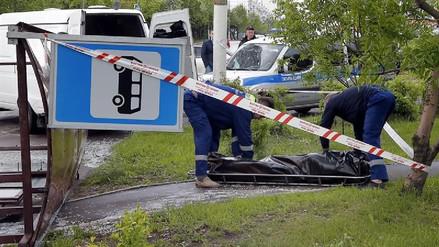 Al menos 16 muertos por el mayor temporal en Moscú en un siglo