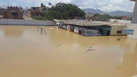 Se inician trabajos de limpieza de hospital de Huarmey