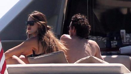 Marc Anthony y Shannon de Lima nuevamente juntos