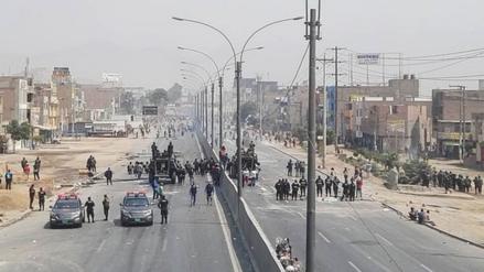 Manifestantes volverán a marchar contra el peaje de Puente Piedra