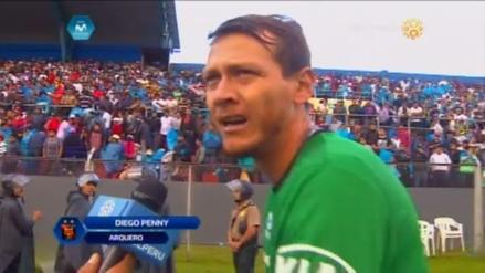 Diego Penny enfureció tras campeonar con Melgar e insultó a periodistas