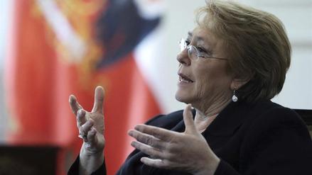 """Bachelet: """"Chile siempre apuesta por el diálogo con Bolivia"""""""