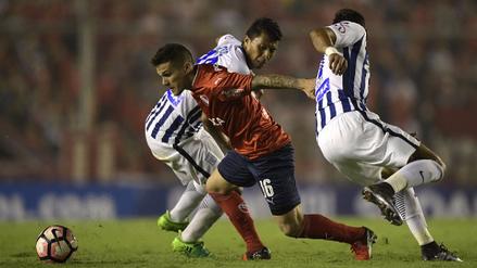 Daniel Bertoni analizó el juego de Independiente, rival de Alianza Lima