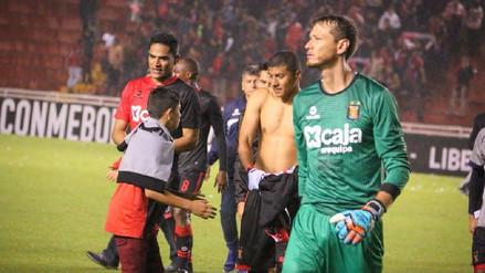 Diego Penny atajó dos penales en la final y fue el héroe de Melgar