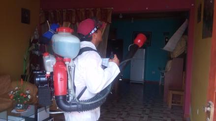 Casos de dengue exceden los 500 en la zona costa de Áncash