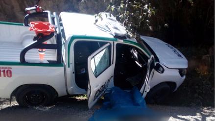 Huanta: dos policías muertos en emboscada de presuntos narcotraficantes