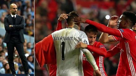 El Manchester City pagó 40 millones de euros por un jugador del Benfica