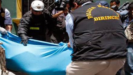 Efectivo policial muere durante balacera en Tarapoto