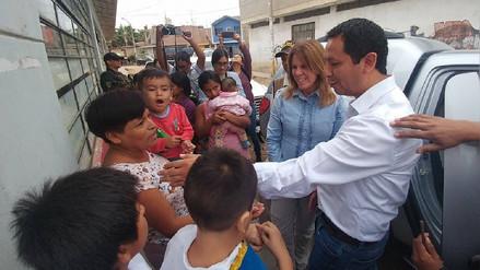 Ministra de Inclusión supervisó programas sociales en Lambayeque