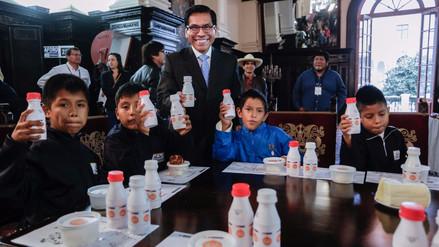 Caso Pura Vida: ¿Cuántos litros de leche consumimos los peruanos al año?