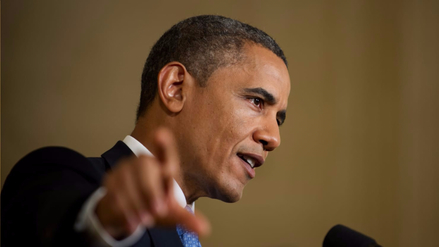 """Obama: """"EE.UU. se une a un puñado de países que rechazan el futuro"""""""