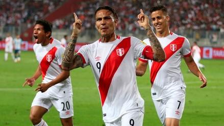 La Selección Peruana alcanzó nuevo puesto histórico en el ranking FIFA