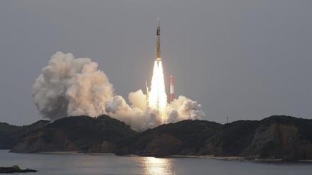 Japón lanzó un nuevo satélite para mejorar su red de GPS