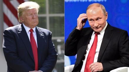 Putin se negó a criticar a Trump por retirar a EE.UU. del Acuerdo de París