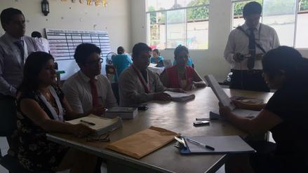 Tarapoto: dictan prisión preventiva contra sujeto que quemó a su expareja