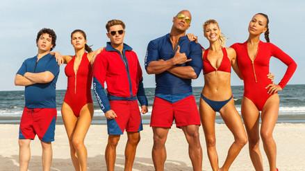 Youtube | ¿Cómo se ven los actores de Baywatch en las playas de Perú?