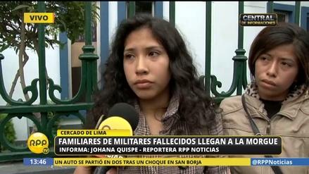 Familiares de los militares fallecidos denunciaron abusos en el Ejército