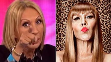 Laura Bozzo le pide a la Tigresa del Oriente no renunciar a reality