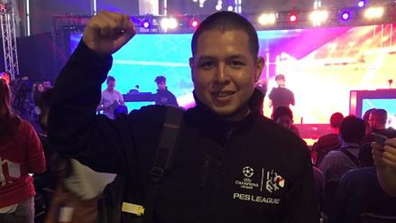 El peruano Luis Salazar consiguió el tercer puesto del Mundial de PES