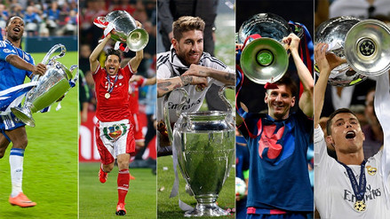 YouTube | Revive las últimas 5 finales de la Champions League