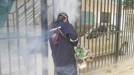 Diresa ejecuta cerco epidemiológico por primer caso de zika autóctono