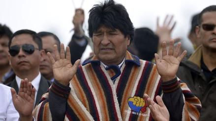 Detienen a una mujer que usaba el nombre Evo Morales para estafar
