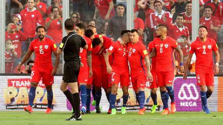 Chile presentó a sus convocados para la Copa Confederaciones