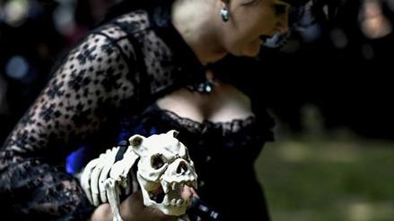 Así se vive el festival gótico de Alemania