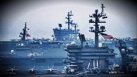 Japón y Estados Unidos iniciaron pruebas militares cerca de Corea del Norte