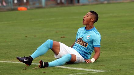 Sporting Cristal fue goleado por Comerciantes Unidos en Cutervo