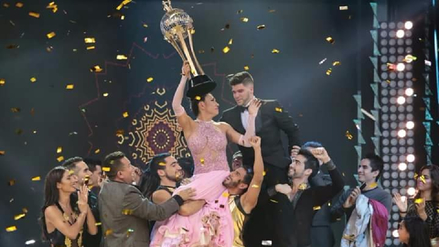 VIDEO | El Gran Show: Diana Sánchez ganó la primera temporada 2017