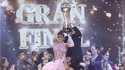 El Gran Show | Repasa en fotos la coronación de Diana Sánchez