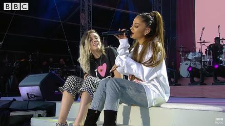 Fotos | Ariana Grande reunió a estrellas en solidaridad con Manchester