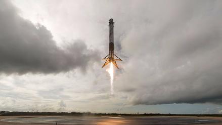 SpaceX envió suministros utilizando una nave espacial reconstruida