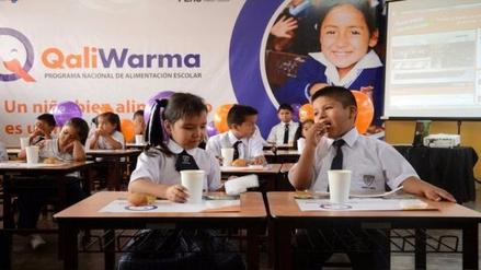 Qali Warma desmiente que se estén entregando alimentos lácteos modificados