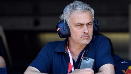 Mourinho llenó de elogios al Real Madrid y tendrá el