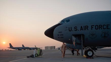 La base militar más grande de EE.UU. en Medio Oriente está en Qatar