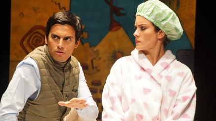 Connie Chaparro y Sergio Galliani regresan al teatro