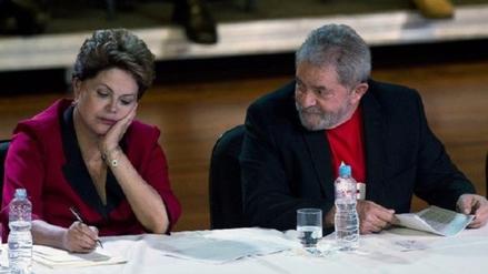 Investigan supuesto soborno de US$ 80 millones a Rousseff y Lula da Silva