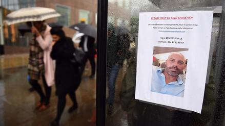 Estas son las personas que desaparecieron tras el atentado en Londres
