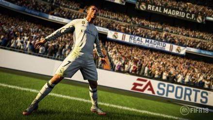 Cristiano Ronaldo será portada del videojuego FIFA 18