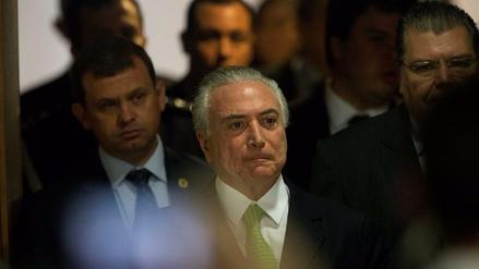 Se inicia el juicio que puede costarle el cargo al presidente de Brasil